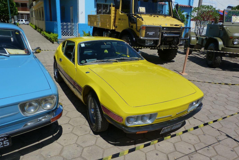 66 - Exposição de veículos antigos em Muqui - 02 de Setembro de 2012