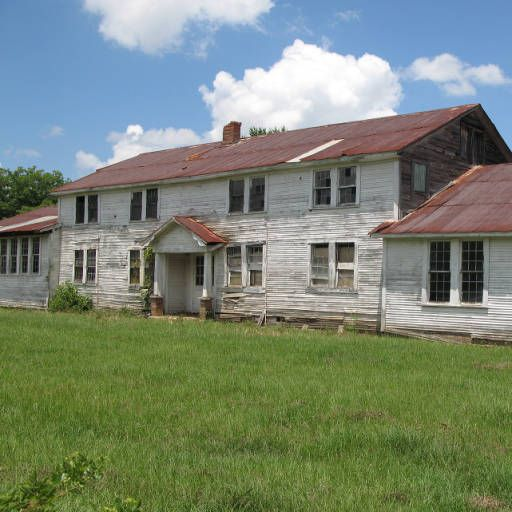Center Point School :: Pittsburg-Camp County PL And NE