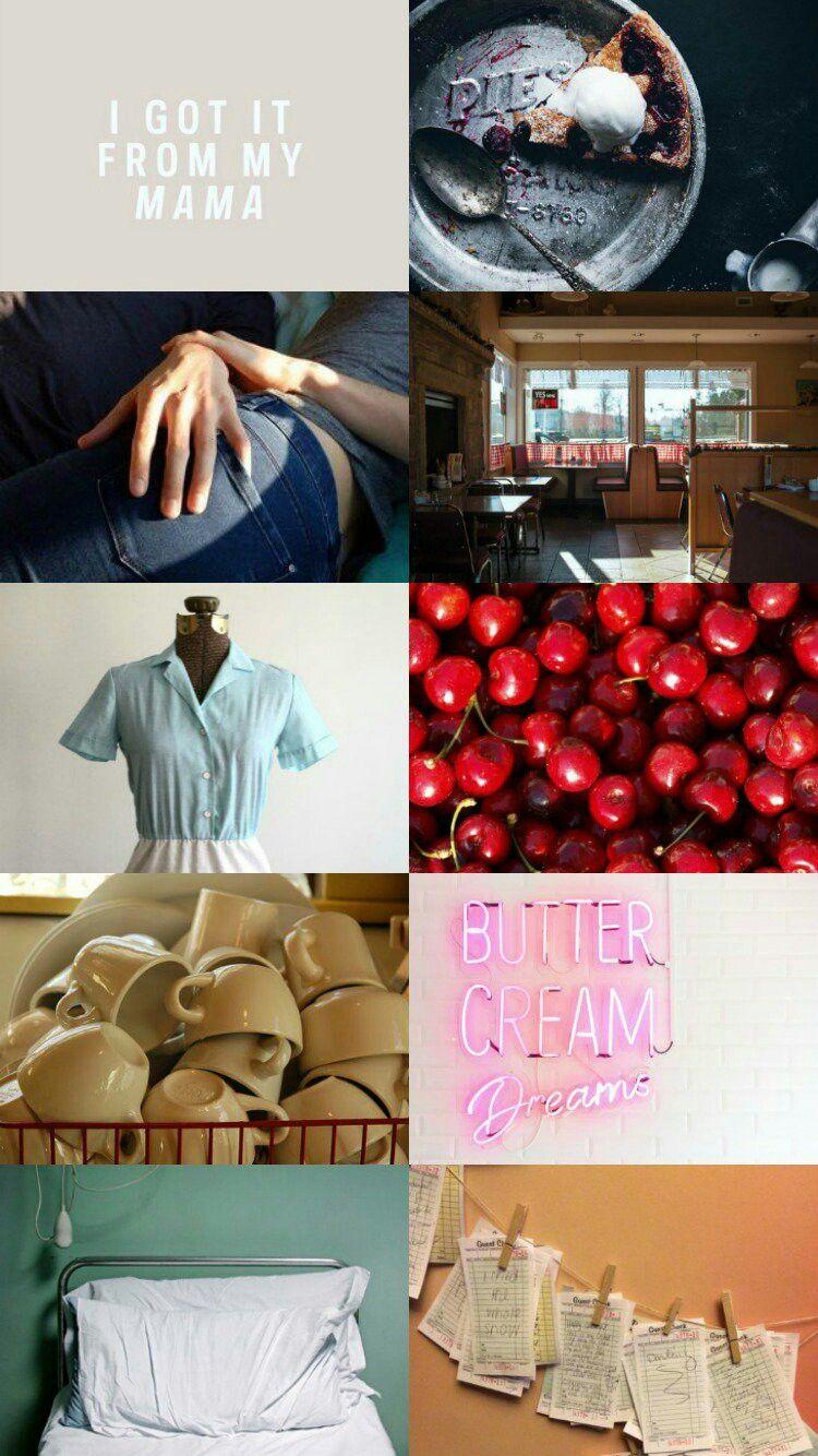 Waitress aesthetic by jennaclarek | Theatre Lover | Waitress musical