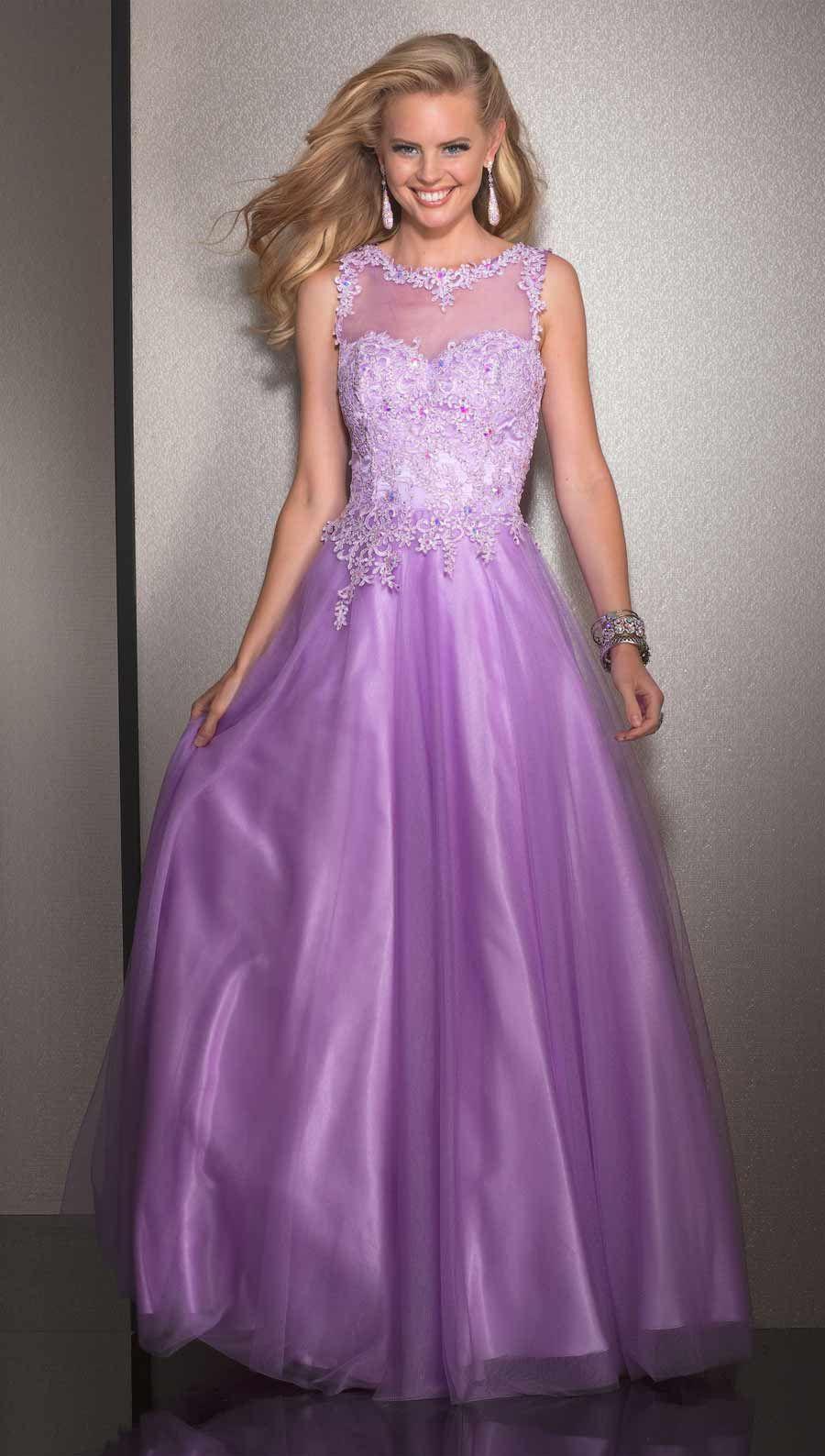 Clarisse Ball Gown 2505 | Pinterest | Tejido, Vestiditos y Fiestas