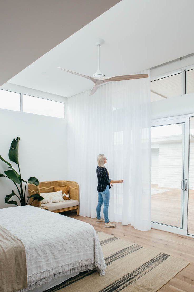 Long Jetty Renovation Master Bedroom Reveal Long