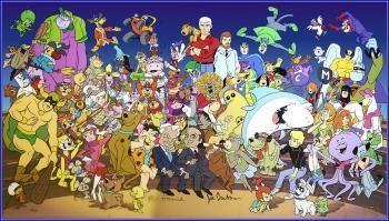 VIDEO: Las introducciones de varias caricaturas de Hanna/Barbera
