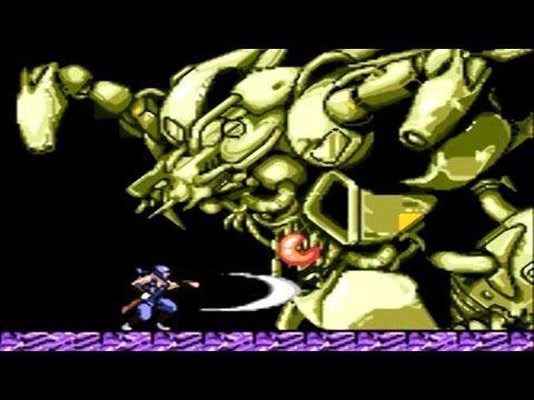 Ninja Gaiden 3 Snes All Bosses No Damage
