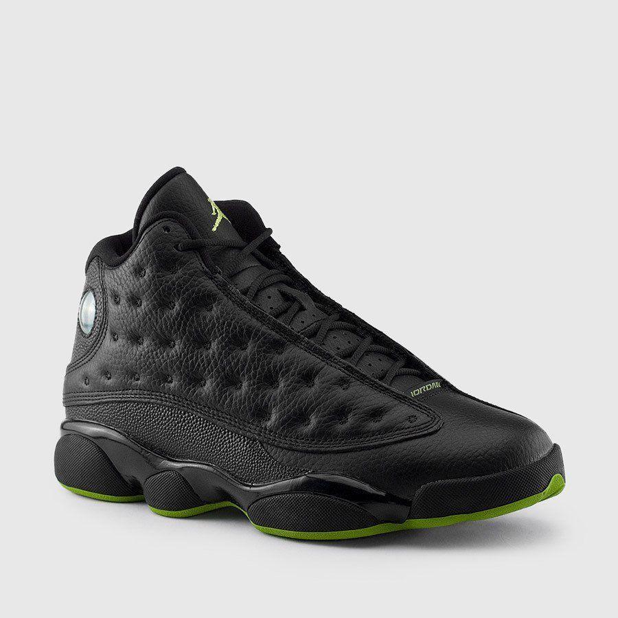 d9ec0be676f Details about Nike Air Jordan Retro XIII 13 ALTITUDE GREEN 2017 ...