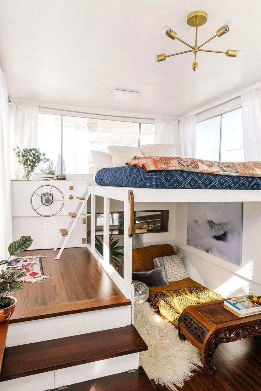 Incredible Tiny House Interior Design Ideas Small Room