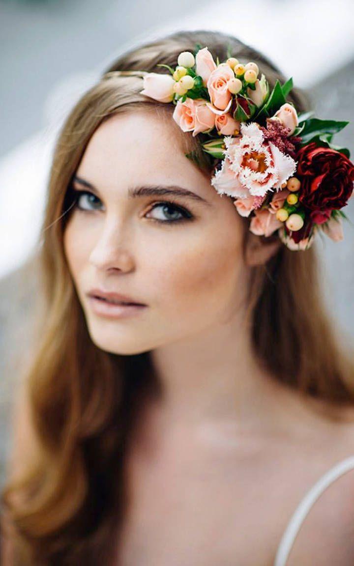 Modern Wedding Hairstyle 1 Annas Wedding Pinterest