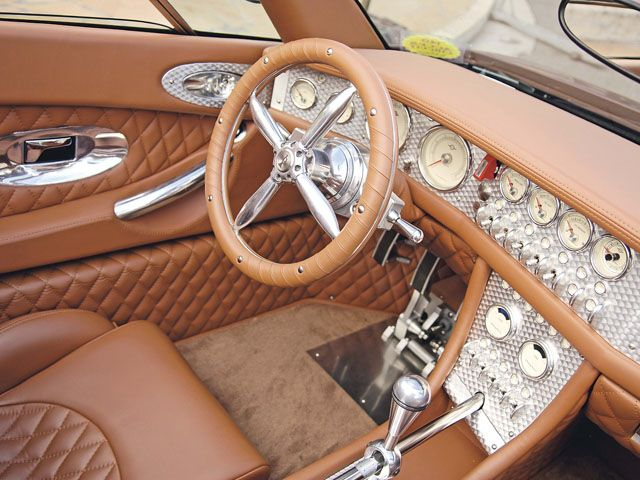 Spyker C8 Spyder , Price , Features,Luxury factor, Engine, Review ...