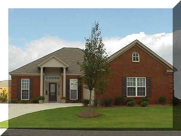 The Waters New Homes In Montgomery Al Central Park Apartments New Homes Home