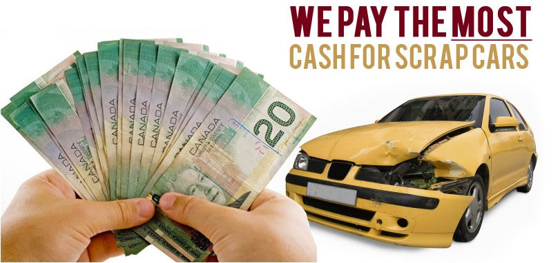 Do Not Miss Out on the Offer of Cash for Junk Cars in the