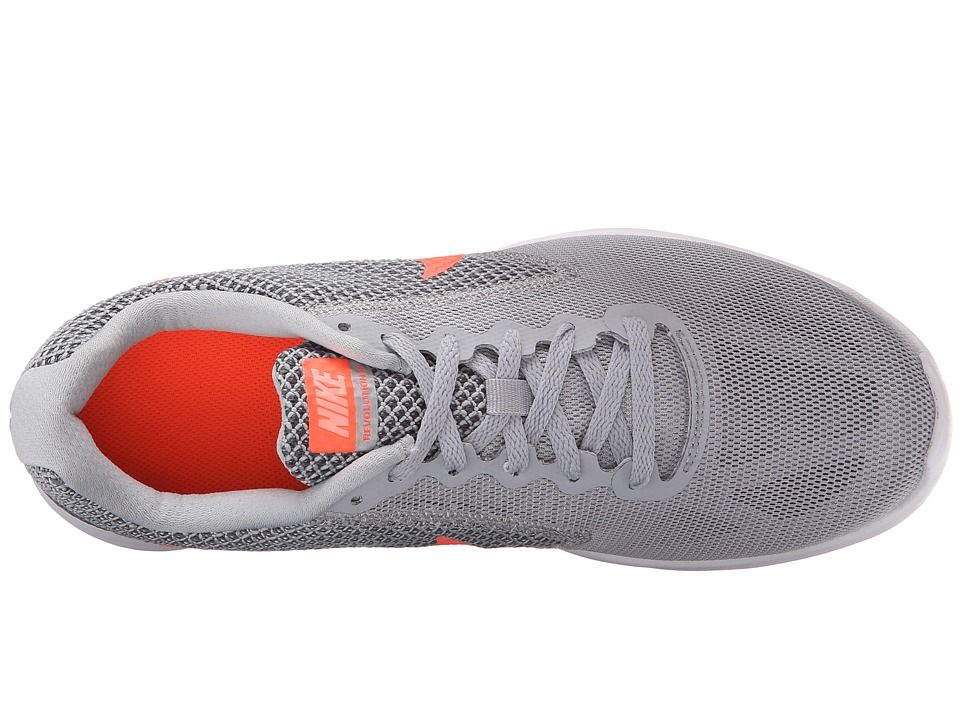 7938e6189421 Nike Revolution 3 Women s Running Shoes Wolf Grey Cool Grey Atomic  Pink Hyper Orange