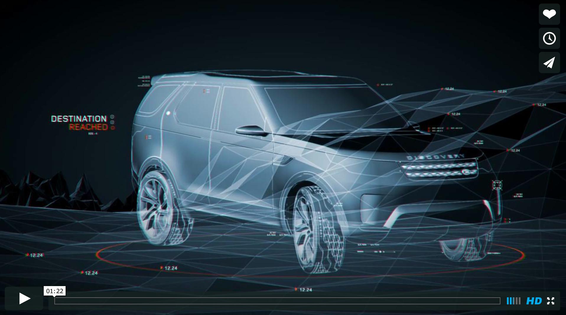 Land Rover - https://vimeo.com/92839218
