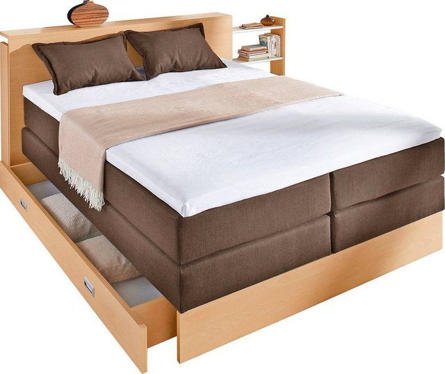 Photo of Buy Breckle box spring bed, sleep like in a hotel online OTTO