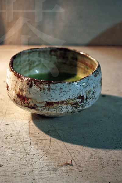 From the Blog of Ceramist Katsumi Machimura http://blog.atelier-katsumi.com/