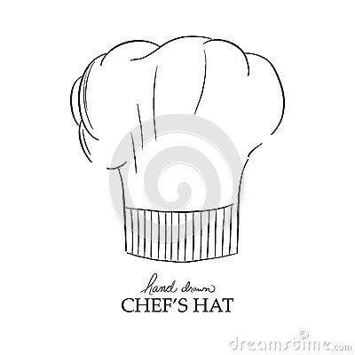 Chef s hat vector illustration c552d8e638da