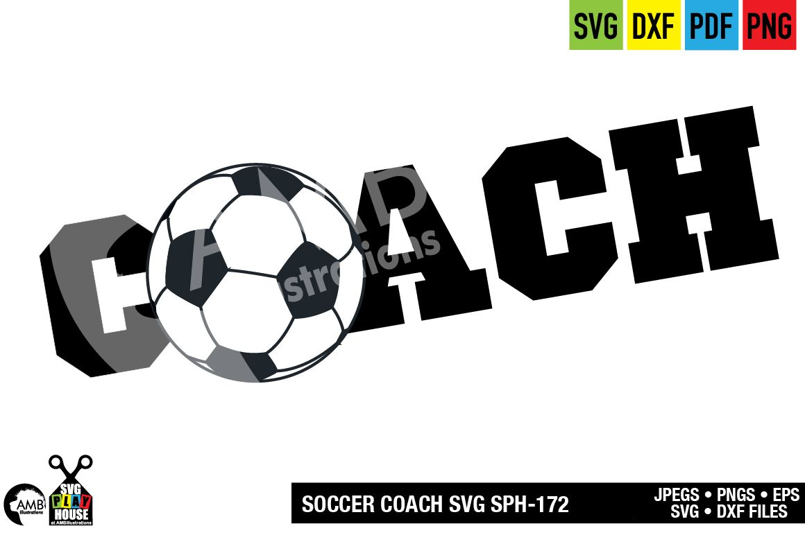 Soccer Coach Graphic By Ambillustrations Soccer Coaching Soccer Coach