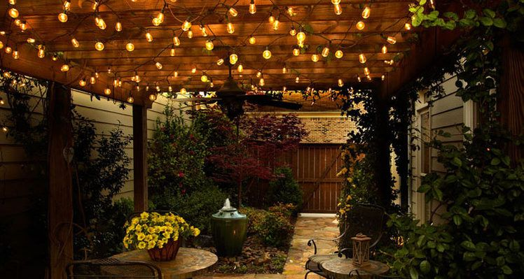 Backyard Cafe cafe bistro lights: ooh la la | bistro lights, cafes and backyard cafe