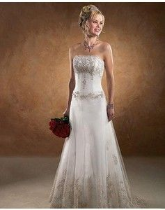 Wedding Dresses For Women Over 50 Years Old