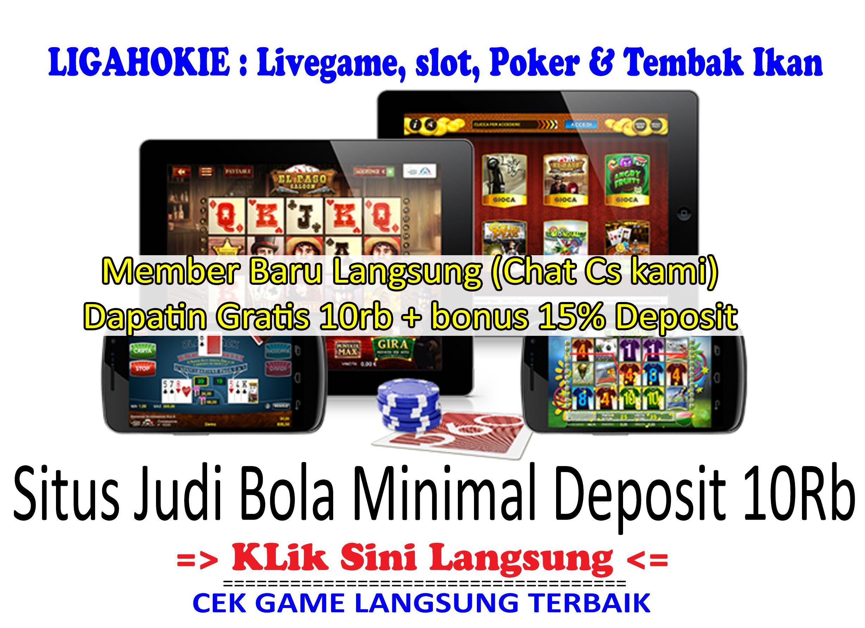 Pin On Situs Judi Bola Minimal Deposit 10rb