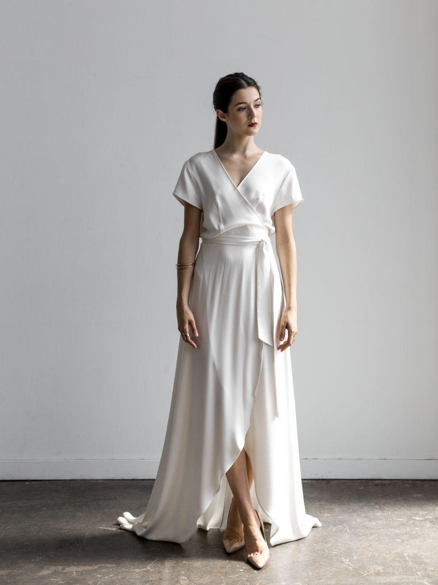 "Lena Medoyeff ""Quinn"" Wedding dress  Alternative wedding dresses"