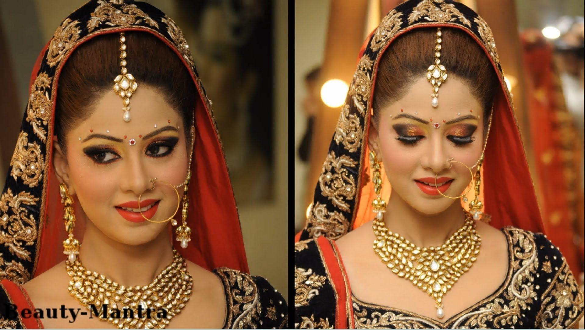 Worst makeup mistakes on your wedding indian bridal diaries - A2817d668de1dd6c9364998ef83051c3 Jpg