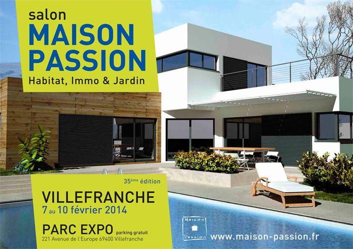 Salon de l\u0027habitat maison passion Du 7 au 10 février 2014 à
