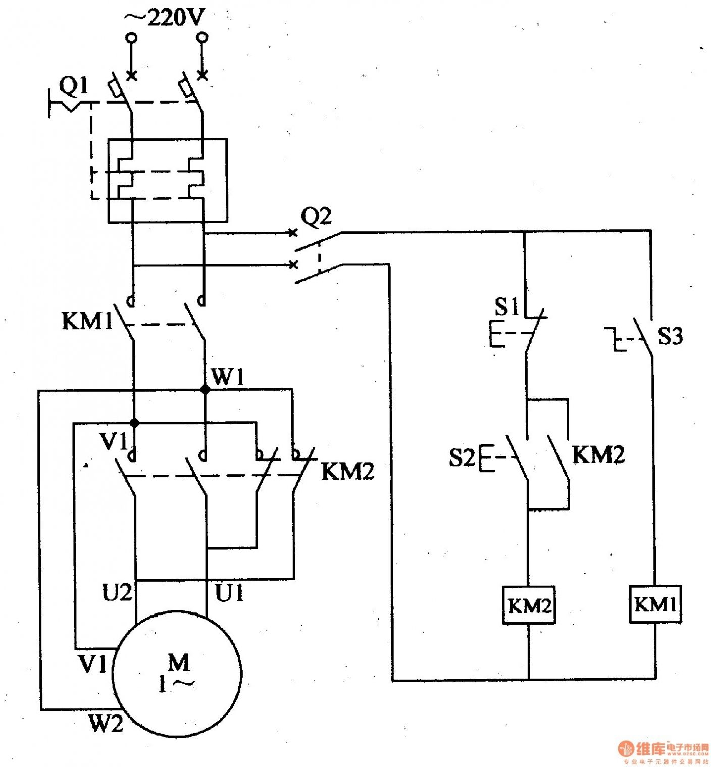 Wiring Diagram Motor Fresh Single Phase Motor Starter