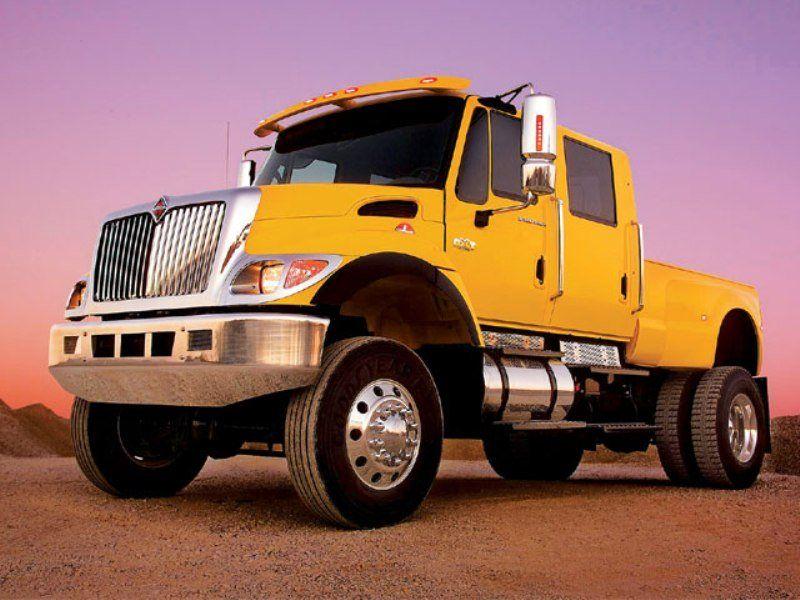 2004 2008 International Cxt Pickup Trucks Trucks Lifted Trucks