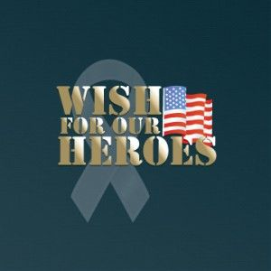 """From June 15 through July 15, Camper Clinic II will donate $1 for every new Facebook Fan to WISH for OUR HEROES. The money will be used to grant wishes to Texas's deserving, active-duty soldiers. All you have to do is visit the page and click, """"LIKE."""""""