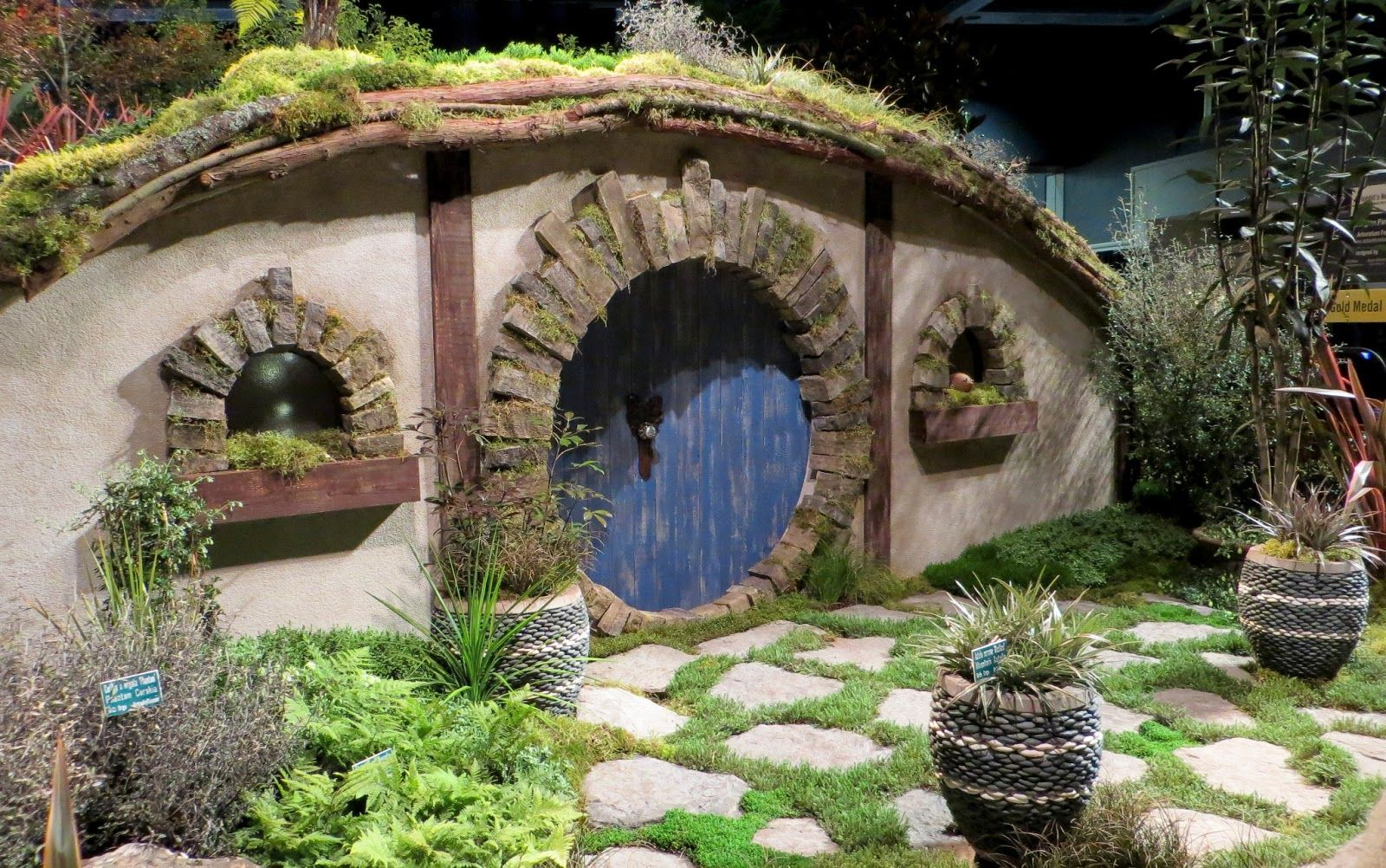 Golden Guys at the Garden Show: Phil Wood and Riz Reyes | Seattle Chinese Garden 西华园