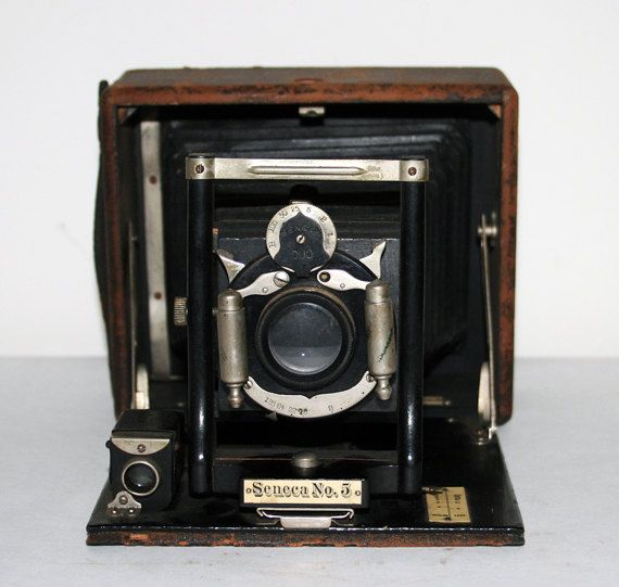 1900's+Seneca+No.+5+Folding+Camera+by+faithfulroots+on+Etsy,+$80.00