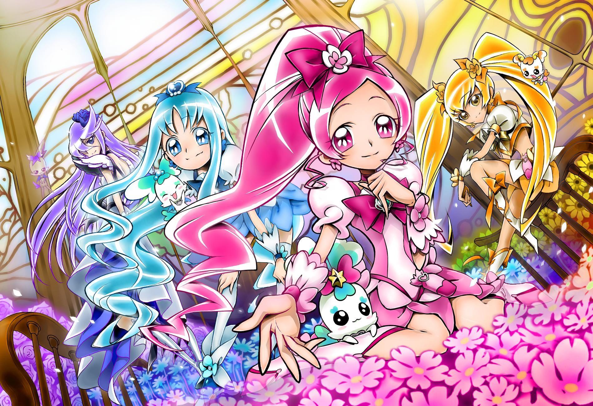 Cologne (Precure) Zerochan Anime Image Board Precure