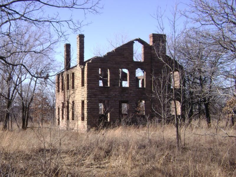Labadie Mansion Abandoned Oklahoma Haunted Houses In America Scary Places Haunted Places