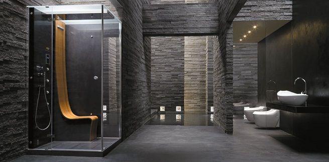 Resultado de imagen para baños modernos con jacuzzi   Diseño de ...