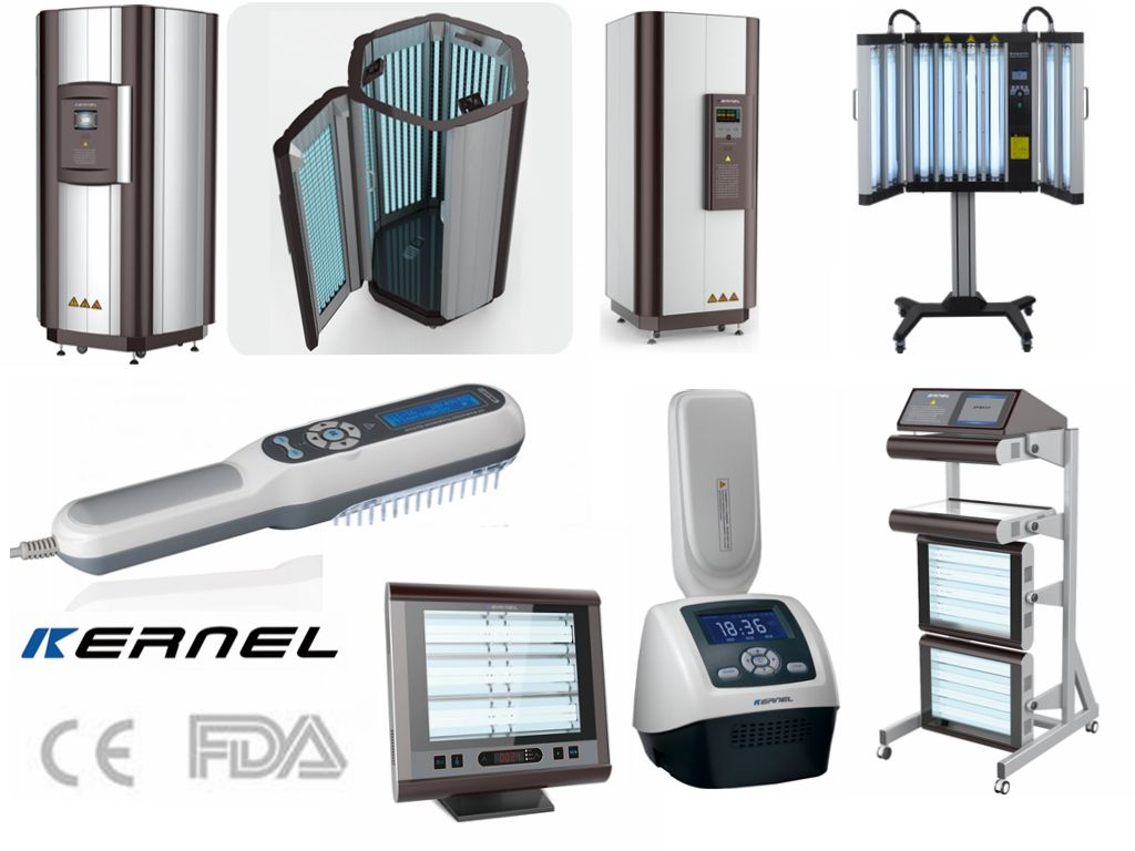 Kernel, provide full series of UV phototherapy for treatment of ...