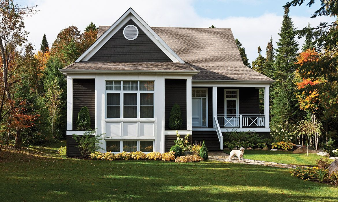 Best Maibec Residential Laurentides Chalet Style House 400 x 300