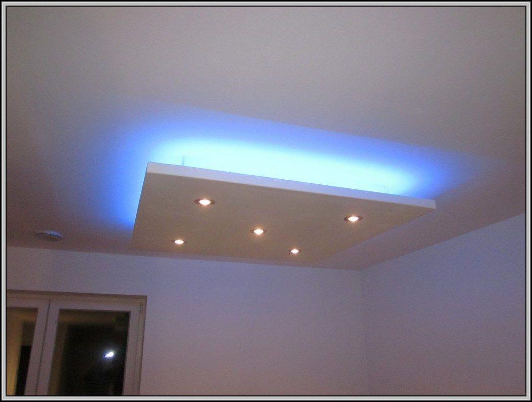Indirekte Beleuchtung Selber Bauen Led Beleuchthung Mit Bildern