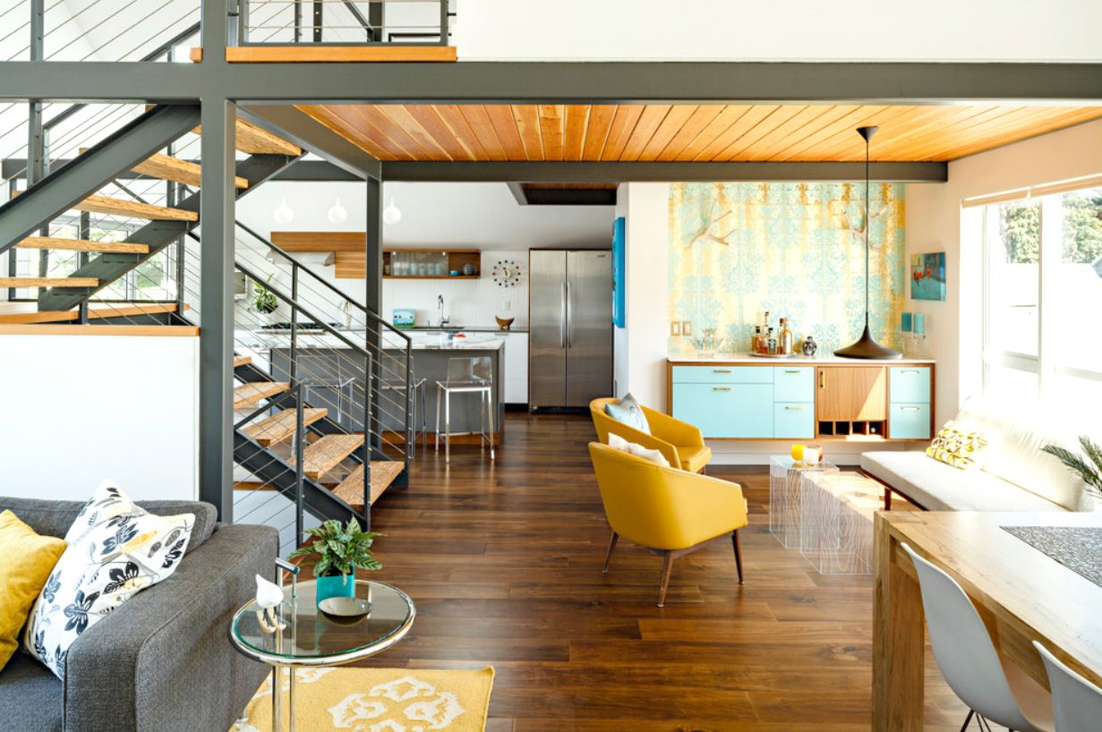 Gus* Modern | Portal Design Inc. used our Timber Tables as a coffee ...