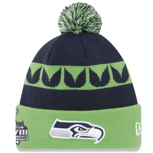 994013f8 Seattle Seahawks Knit Hats and Beanies | Seattle Seahawks Football ...