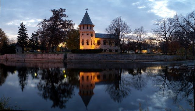 Curwood Castle Owosso, MI my home town