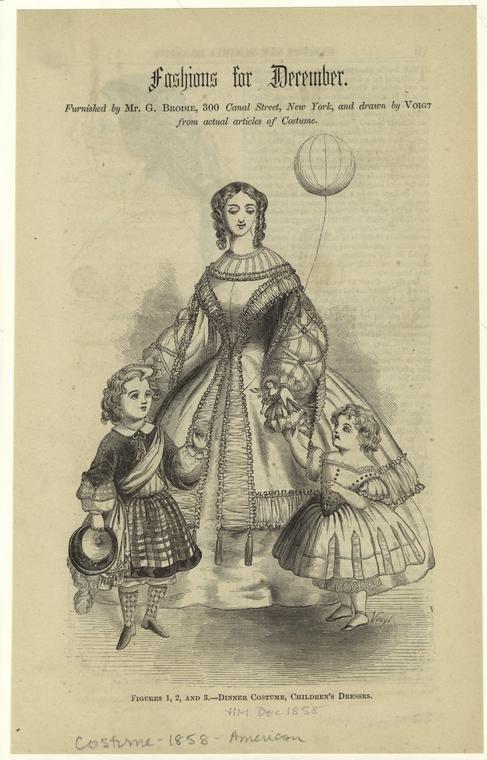 In the Swan's Shadow: Harper's Magazine, Dec. 1858