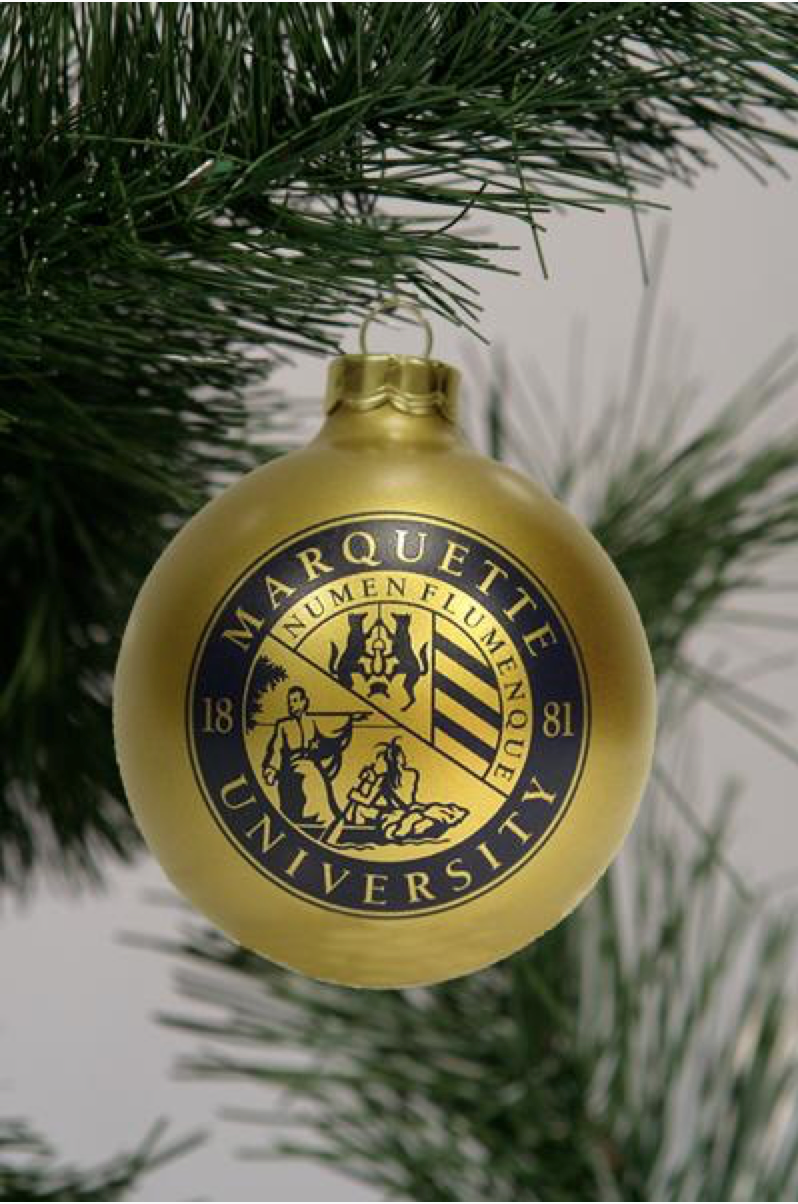 Show off your school pride this holiday season! Ornaments available ...