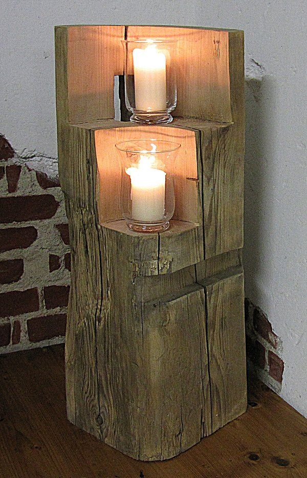 geschenkideen aus altholz zu weihnachten oder hochzeiten dekorative lampen historische baustoffe