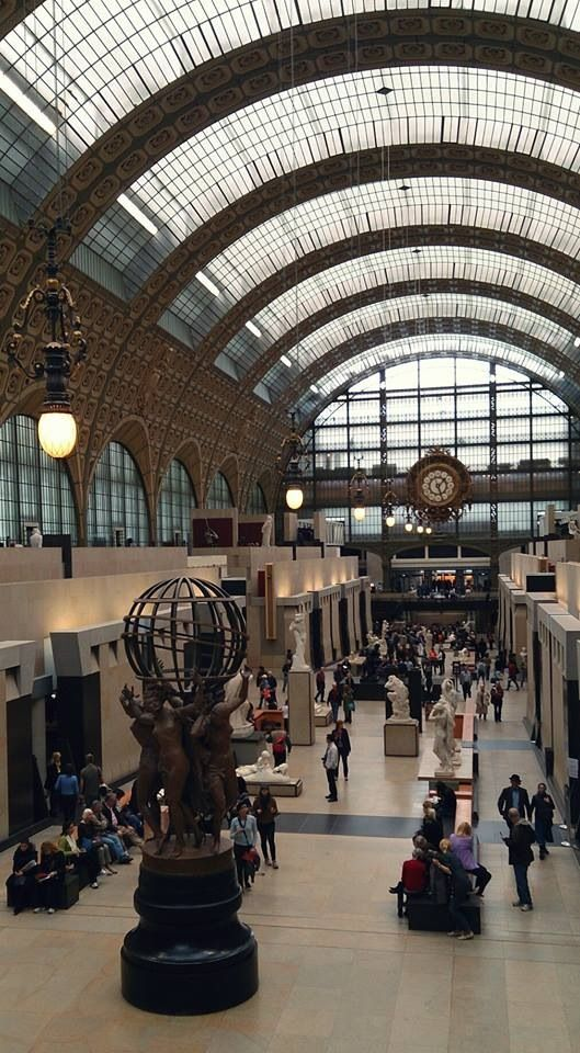 My Mecca. Musee d'Orsay (With images) Musée d'orsay, D
