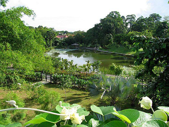 Top 10 Jardins 2 Singapur Park