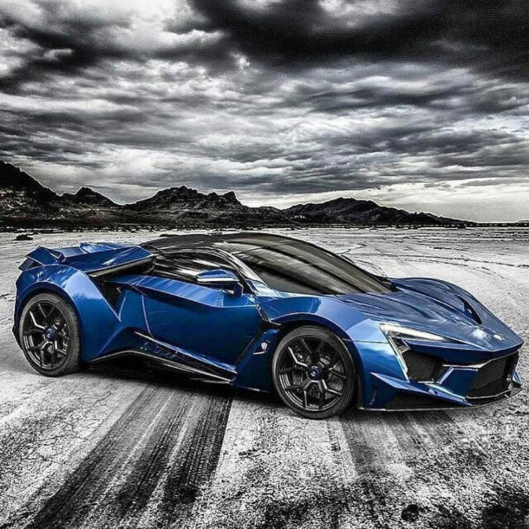 Everyday Sports Cars: Lykan Fenyr @whipwatchers For Daily Car Updates Check Out