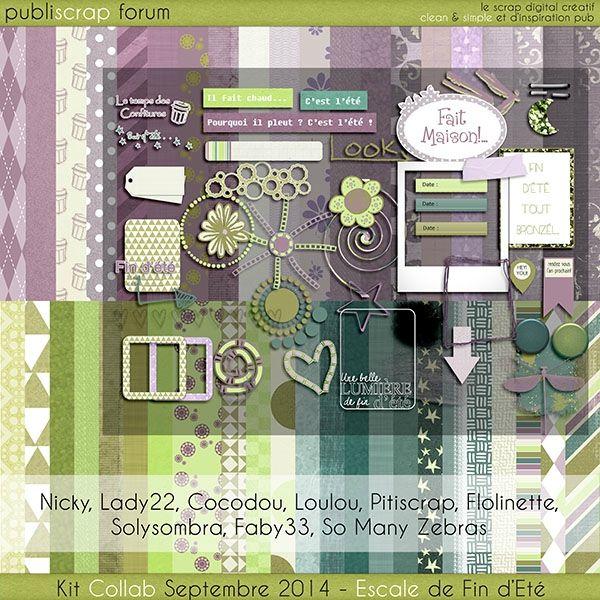 201409 Escale de Fin d\u0027été Free digital kits PUBLISCRAP - forum plan de maison