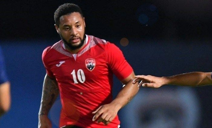 387adcfe856 Trinidad and Tobago 2018 19 Joma Home Kit