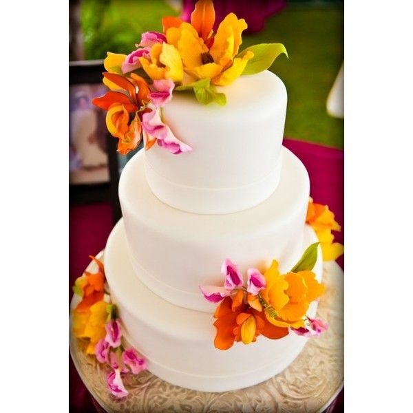 Wedding Cake Flowers Edible: Tropical Wedding Flowers For Your Luxury Holiday, Tropical