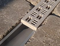 Paver Drain 3 By Tds In 2020 Paver Walkway Patio Design