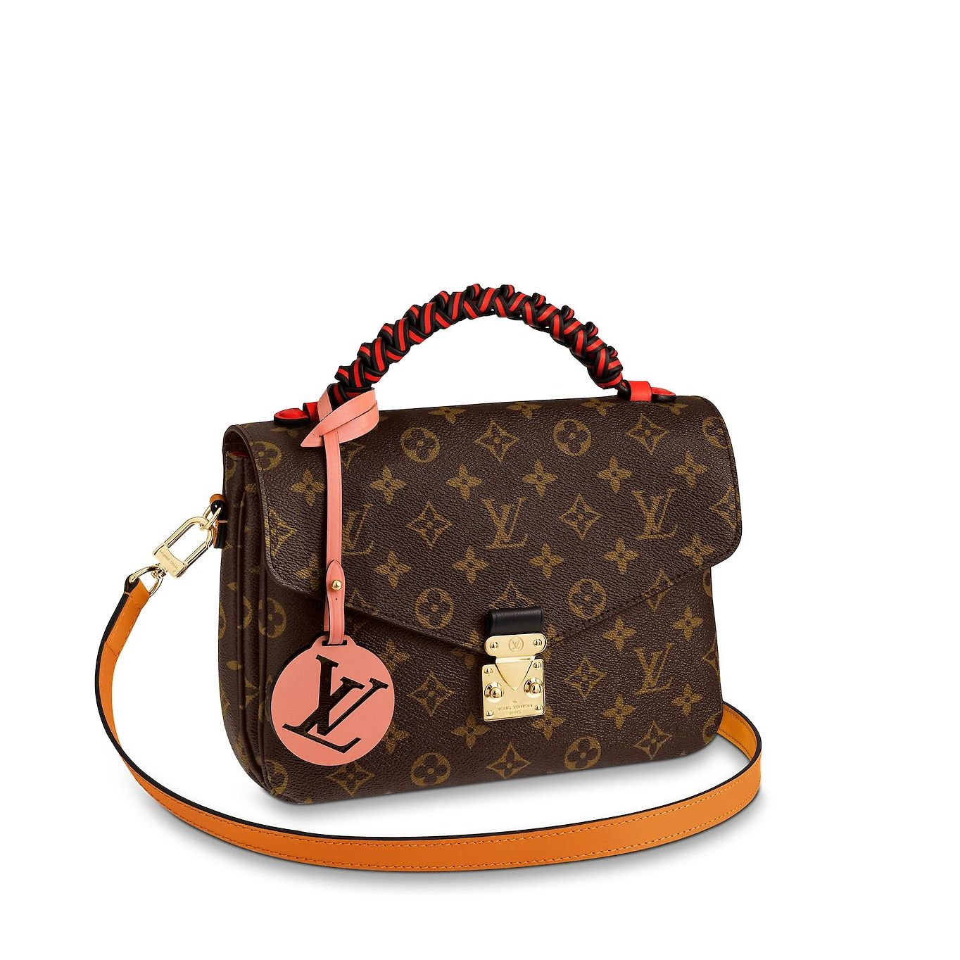 acc1f57a6 View 1 - Monogram HANDBAGS All Handbags Pochette Metis | Louis Vuitton ®